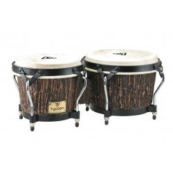 BONGO TYCOON SUPREMO SELECT SERIES LAVA WOOD STBS B LW