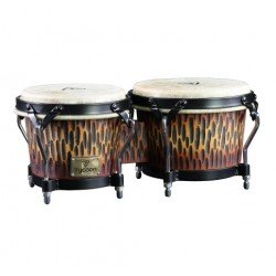 BONGO TYCOON SUPREMO SELECT SERIES CHISELED ORANGE STBS B CO