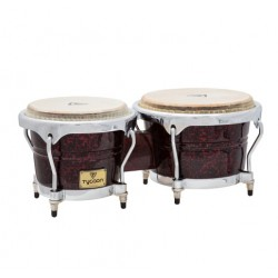 BONGO TYCOON CONCERTO SERIES RED PEARL TB 800 C RP