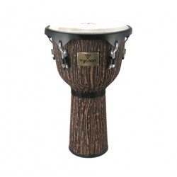 DJEMBE TYCOON SUPREMO SELECT 12 LAVA WOOD TJSS 72 B LW