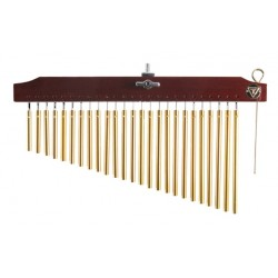 CORTINA TYCOON 25 BARRAS BRASS MARRON TIM 25 G BR