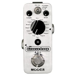 MOOER EFFECTS GROOVE LOOP...