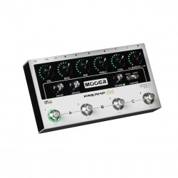 MOOER EFFECTS PREAMP LIVE Preamplificadora digital