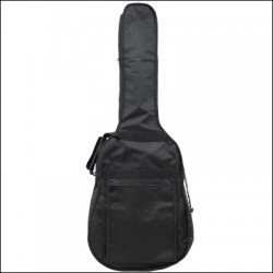 ACOUSTIC GUITAR BAG REF. 23-W BACKPACK WITH LOGO