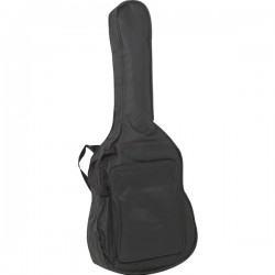ACOUSTIC GUITAR BAG REF. 38 BACKPACK WITH LOGO