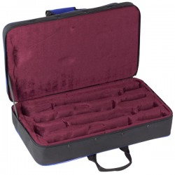 TWO B FLAT CLARINETS CASE REF. 185
