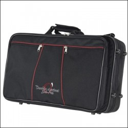 TWO CLARINETS CASE ONE B FLAT AND ONE E FLAT 179