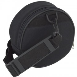 18X6 TAMBOURINE BAG WITH STRAP