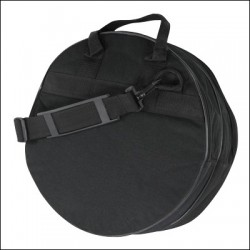 32X9 DOUBLE TAMBOURINE BAG WITH STRAP