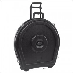 60 CMS CYMBALS CASE ABS WITH WHEELS