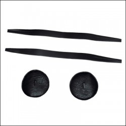 STRAPS FOR MARCHING CYMBALS