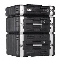 6U RACK ABS CASE RC-550-6