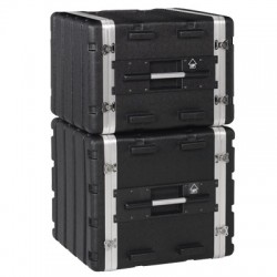 8U RACK ABS CASE RC-550-8