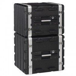 8U RACK ABS CASE RC-550-8