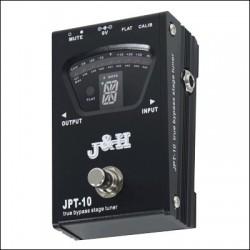JPT-10 CHROMATIC PEDAL TUNER