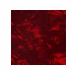 PICKGUARD 20X20 RED PEARL
