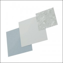 WHITE PICKGUARD 17X7