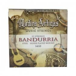 JUEGO CUERDAS BANDURRIA ACERO 1410 MEDINA ARTIGAS