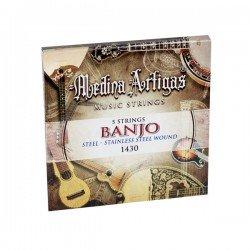 JUEGO CUERDAS BANJO 1430 MEDINA ARTIGAS