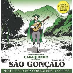 JUEGO CUERDAS CAVAQUINHO MEDIA S.GONZALO IZ131
