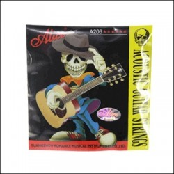 ACOUSTIC GUITAR STRINGS A206