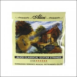 CLASSICAL GUITAR STRINGS A106