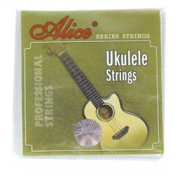 CLEAR NYLON UKELELE STRINGS...