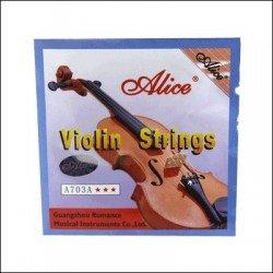 VIOLIN GUITAR STRINGS A703A