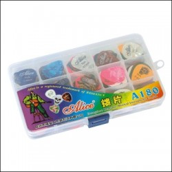 GUITAR PICK CASE (180 PCS.) AP180