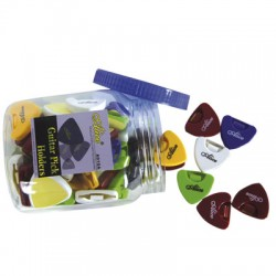 GUITAR PICK HOLDER 72 PCS. A010A