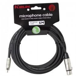 MICROPHONE CABLE MP-486PR-6M XLR F- RCA