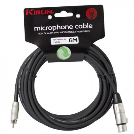 CABLE MICRO MP-486PR-6M XLR F- RCA