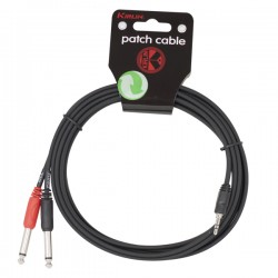 CABLE AUDIO YE-362-3M MINI...
