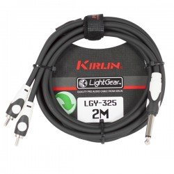 CABLE AUDIO LGY-325-2M JACK...
