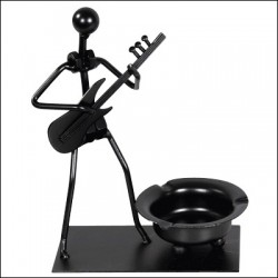 ASHTRAY GUITAR PLAYER DL-9375
