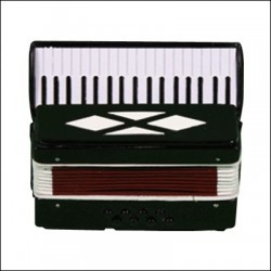 MINI ACORDEON 10 CMS. LAC-1
