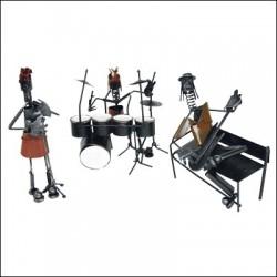 MINI BANDA MUSICA(GUIT.+VOCALIS+BATER)DL9373