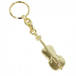 DOUBLE BASS KEY-RING REF. FTL010