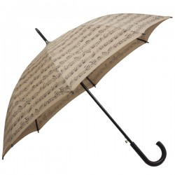UMBRELLA BROWN/BLACK REF. ZBU06