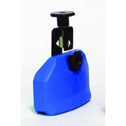 TEMPLE BLOCK PLASTICO AZUL DB0734 RECTANG. 13X9X4