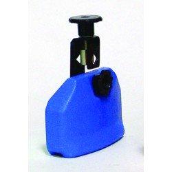 PLASTIC TEMPLE BLOCKS BLUE...