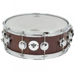 """SNARE DRUM SOLID/STAVE PADAUK 14X5.5""""+PUR. SV0003"""