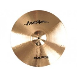 "CYMBAL 12"" BARIS P-HIT-HAT BRILLANT ABS12PWHHT"
