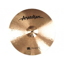 "CYMBAL 14"" ULTIMATE HITHAT BRILLANT AUS14RHHT"