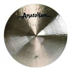 """PLATO 13"""" TRADITIONAL R-HITHAT CYMBALS ATS13RKHHT"""