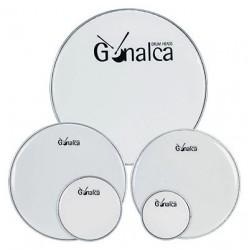 """6"""" PARCHE GONALCA BLANCO REF.P01125"""