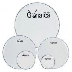 "10"" PARCHE GONALCA BLANCO..."