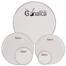 """15"""" PARCHE GONALCA BLANCO REF.P01155"""