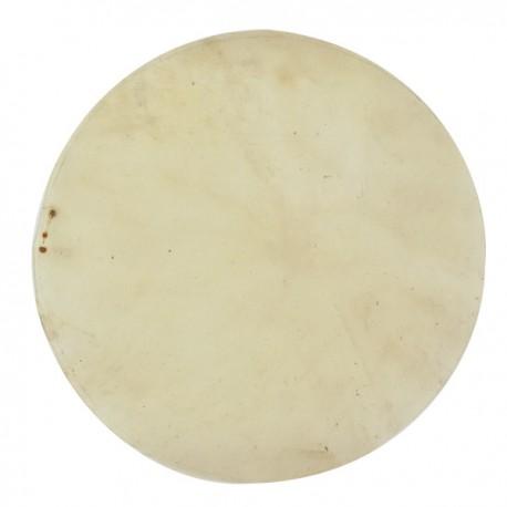 PARCHE DE PIEL VACUNO 35 CM. BONGOS REF.08462
