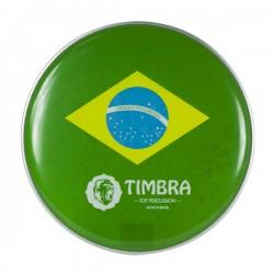 """12"""" BRASIL FLAG HEAD P3..."""